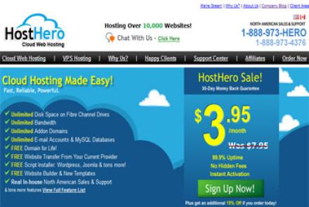 HostHero Review
