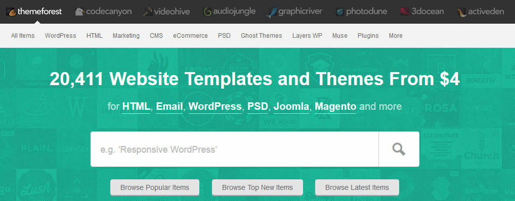 Why you should buy a wordpress template best web hosting for Best paid blogger templates