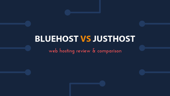 BlueHost JustHost